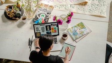 Praca jako ilustrator - obowiązki i zarobki