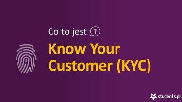 Co to jest KYC?