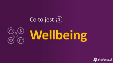 Co to jest wellbeing?