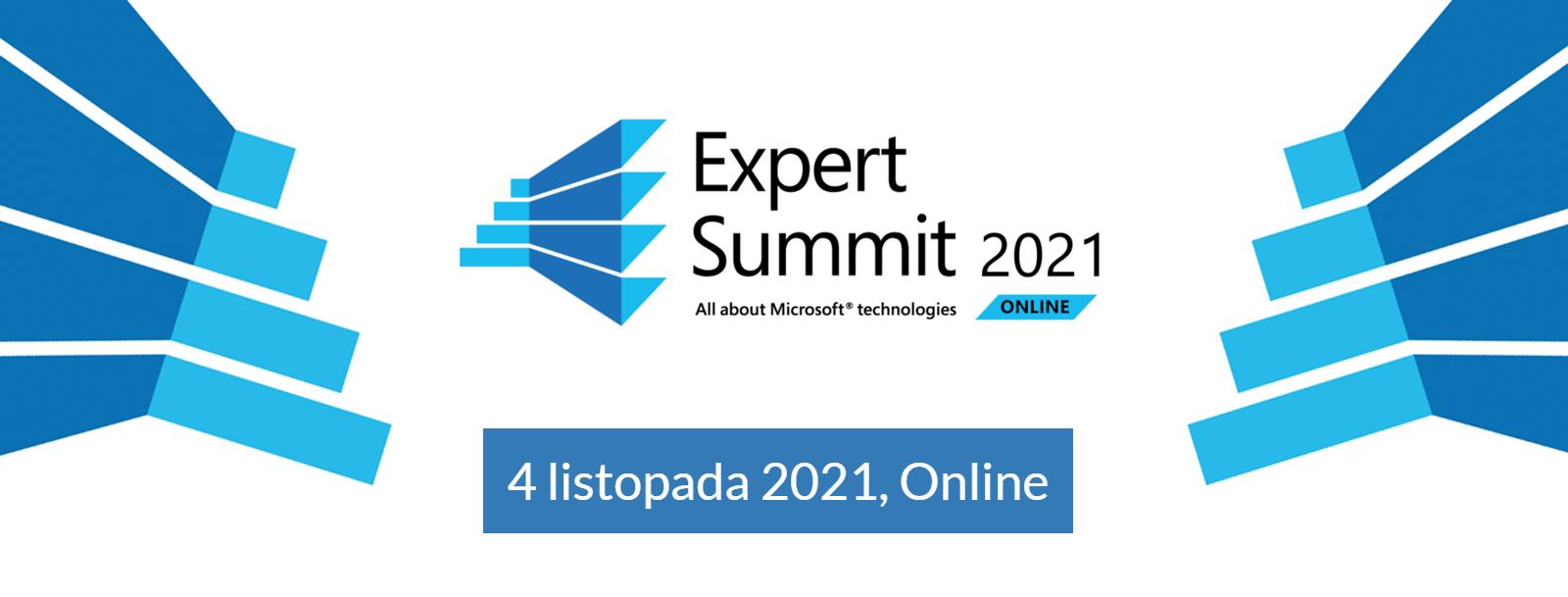 EXPERT SUMMIT 2021